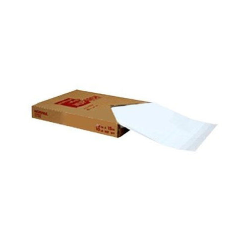 12 x 15 Dry Wax Paper Sheets Nuparch/Case of 3000