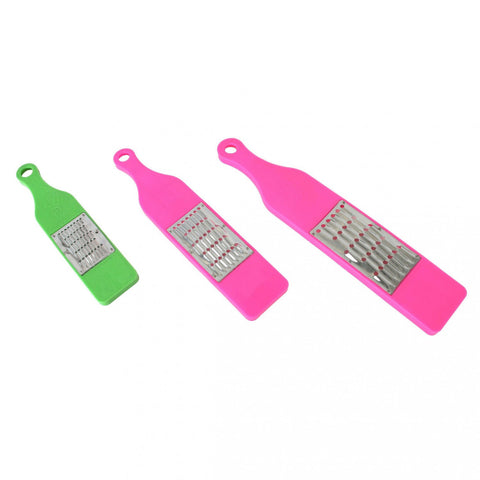 "12 1/4"" X 2 3/4"" Vegetable Grater (M)/Case of 12"