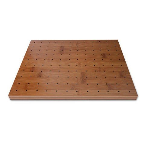 12 x 10 Thick Re useable 120 Holes Skewer Holder Tray