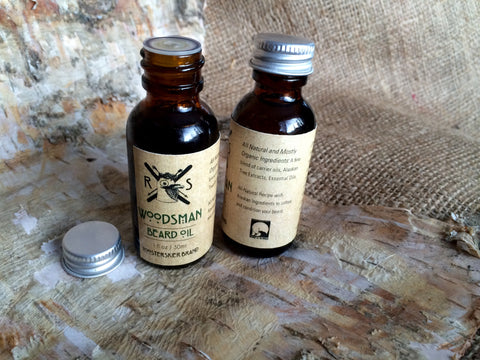 Beard Oil - Woodsman Scent