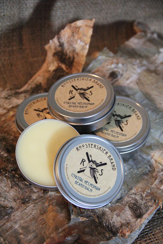 Beard Balm - Coastal Helmsman scent 2 fl. oz./60ml