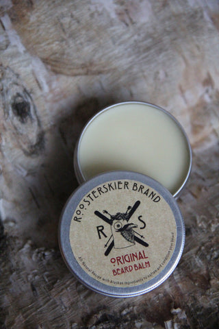 Beard Balm - Original scent 2 fl. oz./60ml