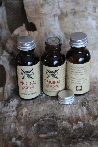 Beard Oil - Original Scent