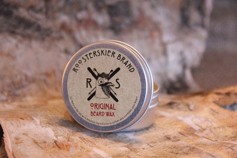 Beard Wax - Original scent 2 fl. oz./60ml