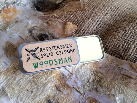 Solid Cologne - Woodsman