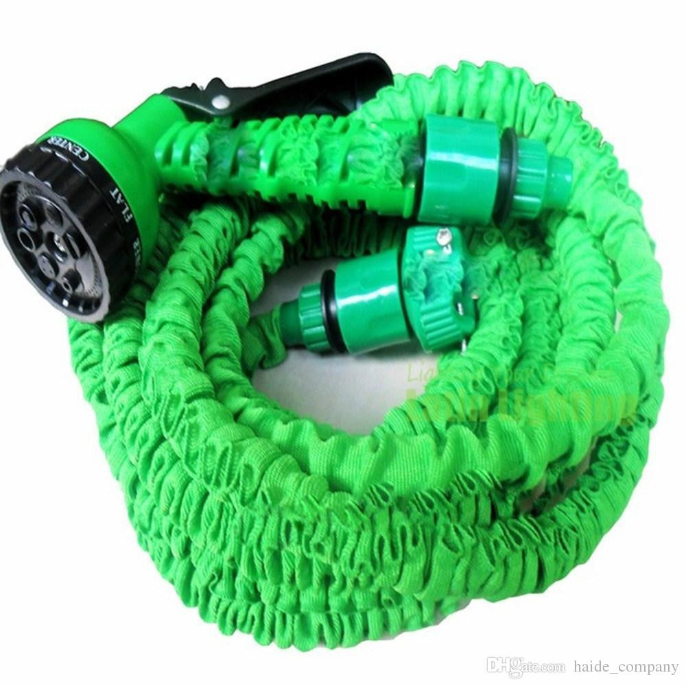 100FT EXPANDABLE FLEXIBLE GARDEN HOSE PIPE KIT price2go