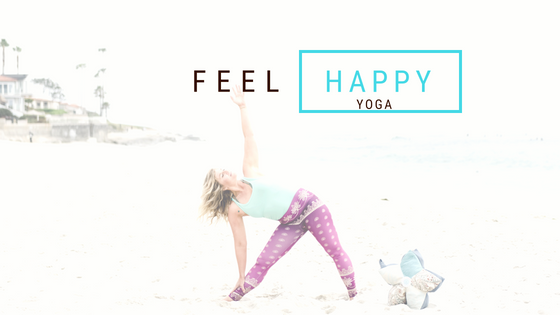 Feel Happy on and off your mat :)
