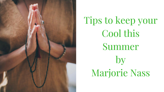 Tips to keep your cool this summer