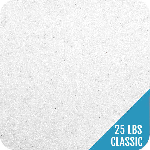 Classic White Therapy Sand (25 LBS - 11 KG)