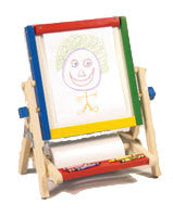 4-in-1 Flipping Tabletop Easel