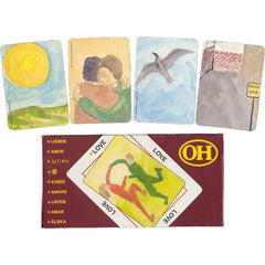 "The Famous ""OH"" Cards"