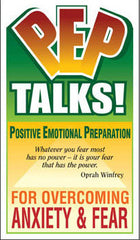 PEP Talks! for Overcoming Anxiety & Fear