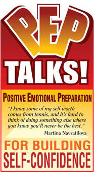 PEP Talks! for Building Self-Confidence