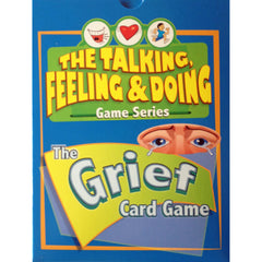 The Talking, Feeling, & Doing GRIEF Card Game