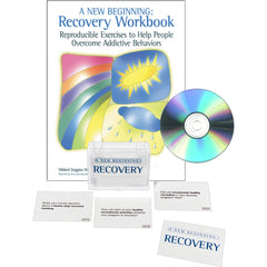 A New Beginning: Recovery Bundle (Workbook, CD & Card Game)