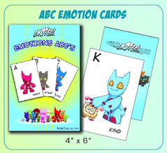 Emotes Emotion Cards
