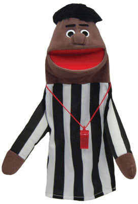 Referee Puppet (African-American)