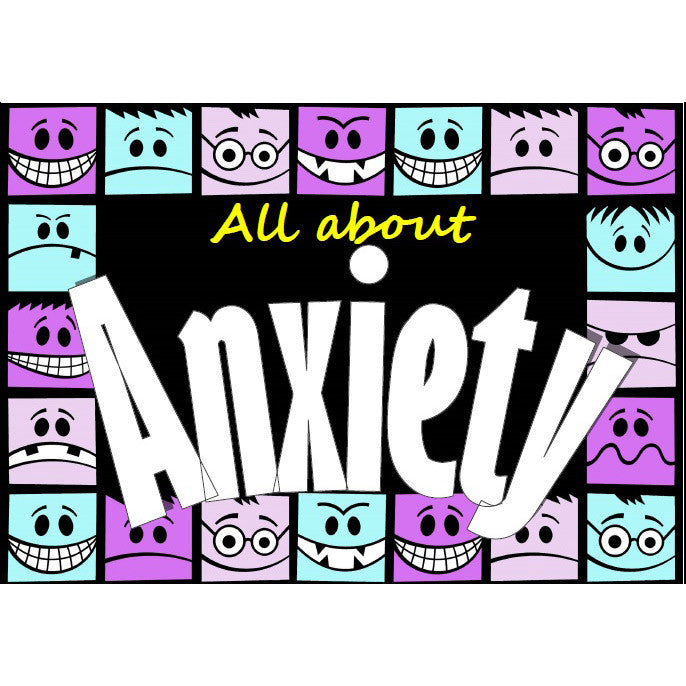 All About Anxiety Discussion Cards