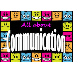 All About Communication Discussion Cards