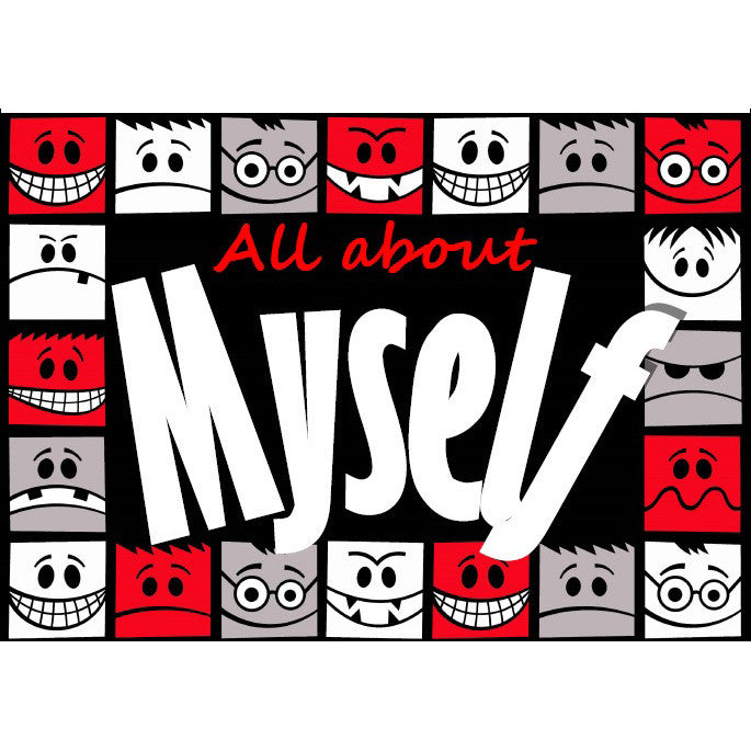 All About Myself Discussion Cards