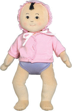Anatomically Correct - Soft Doll Baby (Asian Girl)