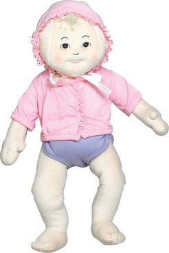 Anatomically Correct - Soft Doll Baby (Caucasian Girl)