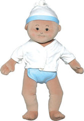Anatomically Correct - Soft Doll Baby (Hispanic Boy)