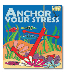 Anchor Your Stress: Go-Fish Card Game