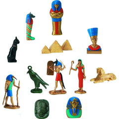 Miniature - Ancient Egyptian Collection (12-Pieces)