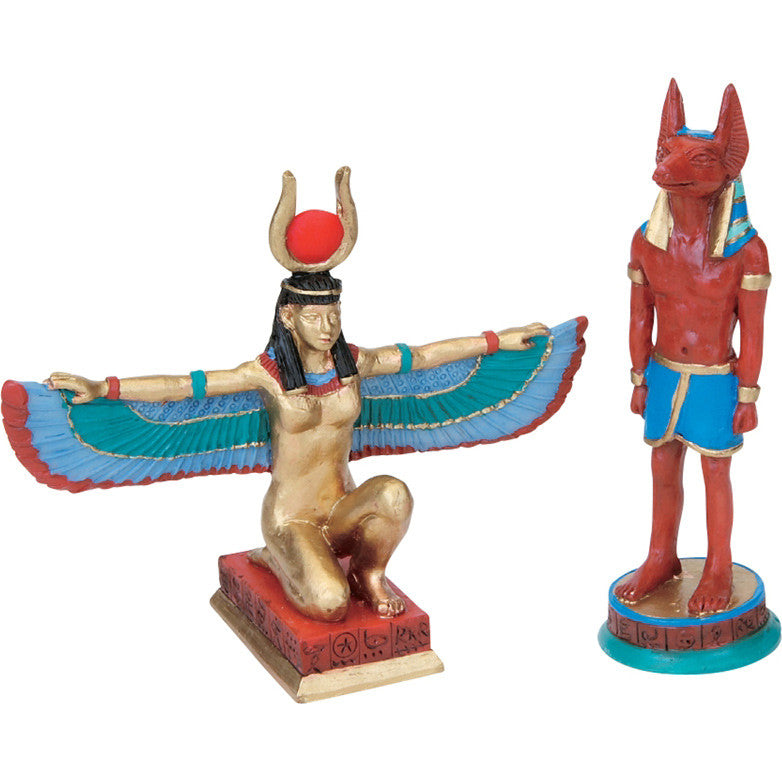 Miniature - Egyptian Gods (Set of 2)