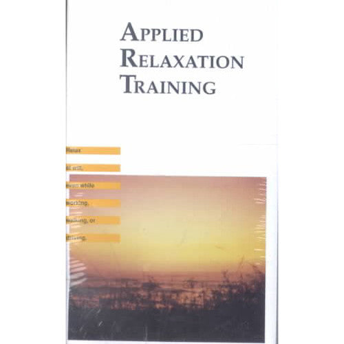 Applied Relaxation Training (Audio Cassette)