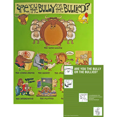 Are you the BULLY or the BULLIED? Poster Set