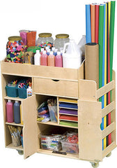 Art Activity Cart