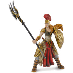 "Athena - Goddess of War (4.5""H Poseable Figure)"