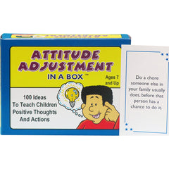 Attitude Adjustment in a Box