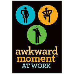 'Awkward Moment At Work' Card Game