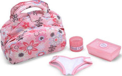 Baby Doll Diaper Changing Set