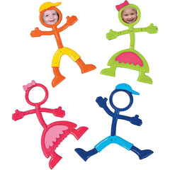 Bendable Self Figures (Set of 4)