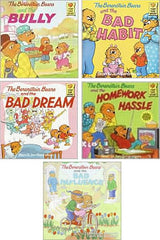 Berenstain Bears Storybook Set (5 Books)