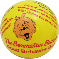 The Berenstain Bears Good Behavior Ball