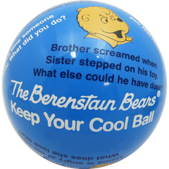 The Berenstain Bears Keep Your Cool Ball