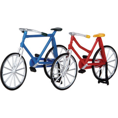 Miniature Bicycles (Set of 2)