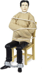 Bound Figure (Includes Removable Restraints)