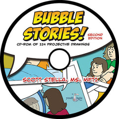 Bubble Stories! 2nd Edition w/ CD