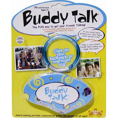 """Buddy"" Talk"