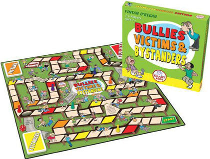 Bullies, Victims & Bystanders Game