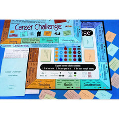 Career Challenge Board Game