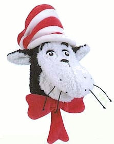 Storytelling 'Cat In The Hat' Puppet