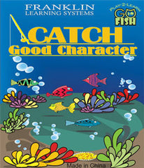 Catch Good Character: Go-Fish Card Game