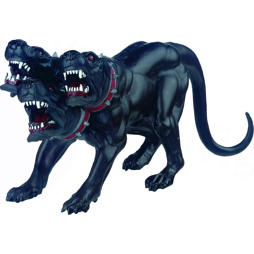 Miniature - Three-Headed Hellhound (Cerberus)
